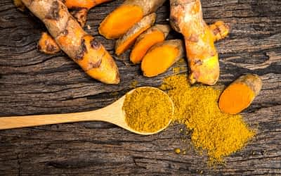 Reduce Inflammation and Increase Metabolism with Turmeric