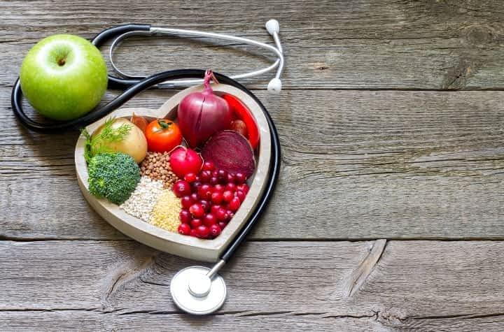 heart healthy diet foods