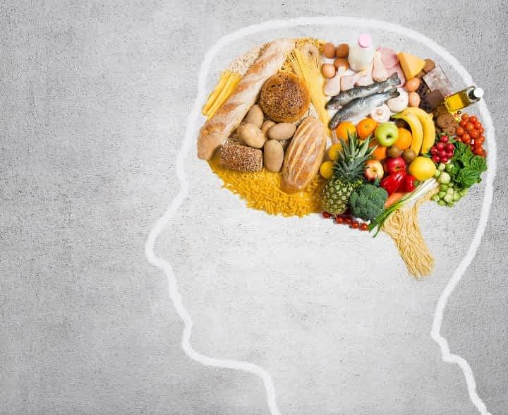 Thinking of food